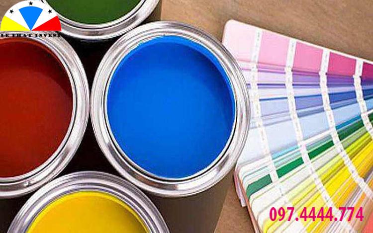 công dụng của sơn nước