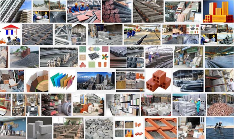 Vật tư xây dựng là gì?