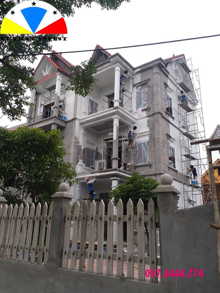 tìm đơn vị sơn nhà