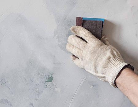 sơn tường cải tạo nhà