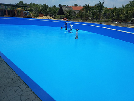 Đơn vị thi công bể nước tại Bắc Ninh