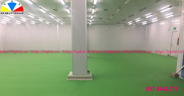 Định mức sơn epoxy jotun